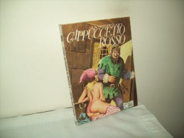 Cappuccetto Rosso (Emmevi 1974) N. 9 - Libros, Revistas, Cómics
