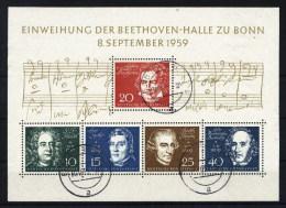 Germania Federale Usati Di Qualità: BF  N. 1 - [7] République Fédérale