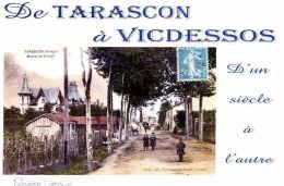Ariège:De Tarascon à Vicdessos (Auzat,Capoulet Et Junac,Goulier,Laramade,marc,miglos,niaux,sem,siguer Etc.A PRIX NET - Livres