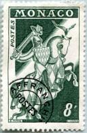 N° Yvert 12 - Timbre De Monaco (Préoblitéré) (1954) - MNH (2) (DA) - Monaco