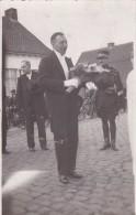 Foto Rijkswachter Gerdarmerie - Oud Uniform - Police
