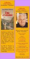 Marque-page °° Presses Cité - JM.Thibaux La Fille De Panama  6x20 - Marque-Pages