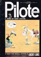 PILOTE - LE JURNAL - LUCKY LUKE / MORRIS / GOSCINNY / UDERZO / ASTERIX - Journaux - Quotidiens