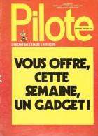 PILOTE - LE JURNAL - Journaux - Quotidiens