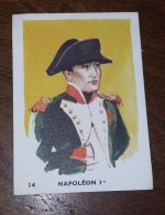 Image, Biscottes Pelletier -N°14   NAPOLEON BONAPARTE - Animals