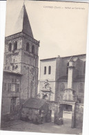 Old FRANCE Postcard CASTRES CATHEDRAL - Churches & Cathedrals
