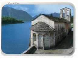 (775) Italy - Lago Di Como Church - Kirchen U. Kathedralen