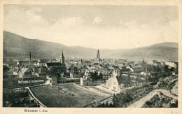 MUNSTER(HAUT RHIN) - Munster