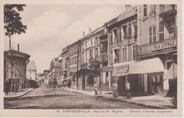 88=CONTREXEVILLE .... Rue Du Dr Bagard - Vittel Contrexeville