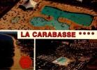 34-VIAS SUR MER..CAMPING-CARAVANING LA CARABASSE..3 VUES...CPM - Autres Communes