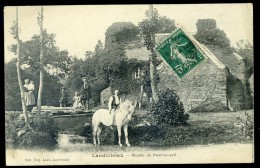 Cpa Du 29 Landivisiau  Moulin De Pont Ar Zall    NOV15 36 - Landivisiau
