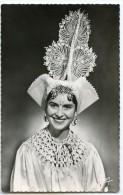 La Vendée - Costume Des SABLES-d´OLONNE - Costume, Coiffe Et Sourire - Non écrite - 2 Scans - Sables D'Olonne