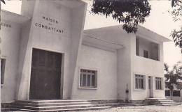 BANGUI.   N 9.  MAISON DU COMBATTANT - Zentralafrik. Republik
