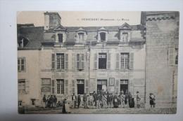56 : Hennebont - La Mairie ( Animation ) - Hennebont