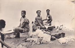 BANGUI.  OUBANGUI CHARI. N 45. LAVANDIERES - Zentralafrik. Republik