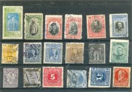 TIMBRES ANCIENS - 18 Différents - Voir Scan - Lots & Kiloware (mixtures) - Max. 999 Stamps