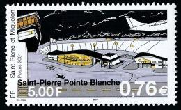ST-PIERRE ET MIQUELON 2001 - Yv. 753 **   Faciale= 0,76 EUR - Aéroport Pointe Blanche ..Réf.SPM10999 - Neufs