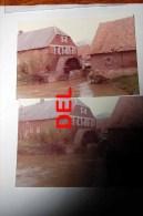 Lummen   Molen (photos Originales  Des Années 1970) - Lummen