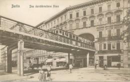 Berlin: Das Durchbrochene Haus - Nicht Gelaufen. (109 - Verlag: ?) - Otros