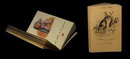 [PANIQUE - ABECEDAIRE] TOPOR (Roland) - Le Courrier Des Lettres. EO, Rare. - Books, Magazines, Comics