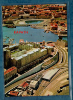 13-MARSEILLE-Le Tunnel Routier Et Le Vieux Port -non écrite - 2 Scans - 10.5 X 15 - YVON - Vecchio Porto (Vieux-Port), Saint Victor, Le Panier