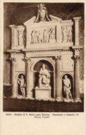 Roma - Cartolina Antica MONUMENTO A CLEMENTE VII Di BACCIO PINTELLI Basilica Santa Maria Sopra Minerva - OTTIMA L85 - Monumenti