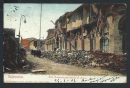 CHILI - Valparaiso - Cuartel De Policia - 1907 - A Voir - P13709 - Chili