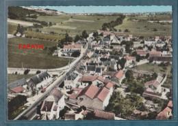 21-EN AVION AU-DESSUS DE...PREMEAUX-Vue Générale Sur La Route Nationale 74- Non écrite - 2 Scans - 10.5 X 15  -SOFER - Otros Municipios