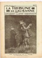 La Tribune De Lausanne 15 Octobre, 1916 - Suisse /Schweiz /Guerre/Suplément Illustré Hebdomadaire - Police & Militaire