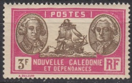 Nouvelle Caledonie Année 1928 / 38 Y&T N° 158 Neuf ** MNH - New Caledonia