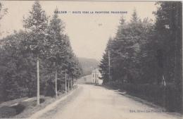Vielsalm   Route Vers La Frontière Prussienne            Nr  5684 - Vielsalm