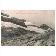 """Les Hautes Pyrénées  Les Approches De La Brèche De Roland  226  Cliché Lucien Briet  """" Pont Des Neiges"""" - Gavarnie"""