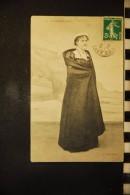 CP, Folklore, Costumes, Calvados, GRANVILLE, La Granvillaise  N°43 Edition J Puel - Costumes