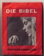 FIGURINE PACCHETTO O BUSTINA  - DIE BIBEL (LA BIBBIA) DAL FILM DE LAURENTIIS - Adesivi
