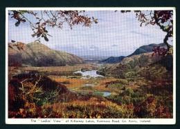 IRELAND  -  Killarney Lakes  Unused Postcard as Scan