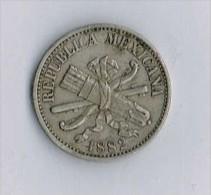 Mexico 5 Centavos 1882 - Mexique