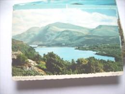 Engeland England Wales Gwynedd Snowdon Llyn Padarn - Pays De Galles