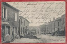 08 - NEUVILLE - DAY - Rue Du Pissot - Guerre 14/18 - Feldpost - France