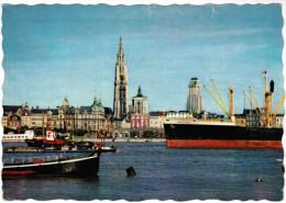 Antwerpen, Zicht Vanaf De Linker Scheldeoever (pk27114) - Antwerpen