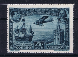 Spain: Mi 561  Ed 591 MNH/** Postfrisch  1930 - Luftpost