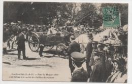 78 YVELINES - RAMBOUILLET Fête Du Muguet 1911, Les Reines à La Sortie...(voir Descriptif) - Rambouillet