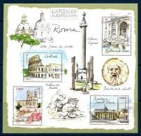 2002  FRANCIA  Roma  Foglietto   Nuovo ** MNH - Francia