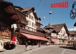 CPA - Gstaad - Dorfpartie - BE Berne