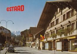CPA - Gstaad - Niesenhorn - BE Berne