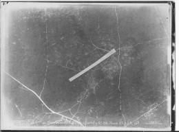 21/05/1918 Argonne Meuse Ruisseau De Beaussogne Esc.SPA 64 Basée à  Foucaucourt Sur Thabas 1 Vue Aérienne 14-18  Ww1 Wk1 - War, Military