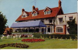 SONNING ON THAMES FRENCH HORN HOTEL - Angleterre
