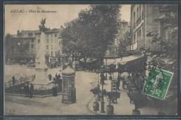 CPA 12 - Millau, Place Du Mandaroux - Millau