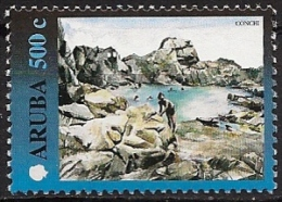 Aruba: Scoglio, Rock, Reef - Géologie
