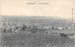AIN  01   AMBERIEU   VUE GENERALE - Otros Municipios