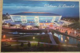Donetsk DONBASS ARENA EURO 2012 Stadium  / Stade  - Night View - Stades
